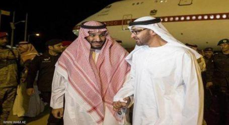 وثيقة تكشف تورط محمد بن سلمان ومحمد بن زايد بدعم زعماء للقاعدة وتورط المخابرات السعودية بتمويل اسلحة لداعش