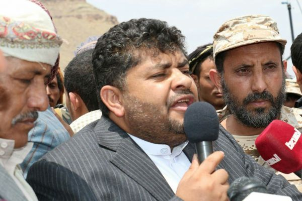 محمد علي الحوثي يوجه انتقادات شديد اللهجة لمجلس الامن ويعتبره شريكا في مسؤولية الحصار على الشعب اليمني