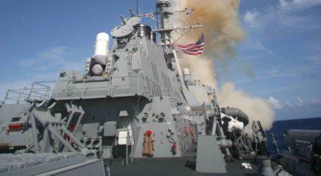 الاسطول الحربي الامريكي يبدا مناورات واسعة بمشاركة كوريا الجنوبية بحضور حاملة الطائرات كارل وينسون