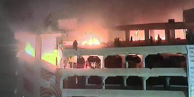 عملاء السفارة الامريكية يطلقون النار وينفذون عمليات طعن للمتظاهرين السلميين في بغداد وسقوط 4 شهداء واصابة 80 اخرين