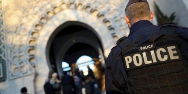 حرب طائفية تشنها السلطات الفرنسية ضد المساجد وضد المسلمين في جميع المدن الفرنسية