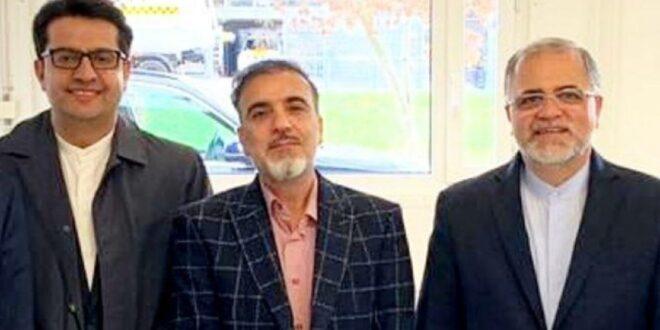 البروفيسور الايراني سليماني واحد من افضل مائة عالم في العالم يصل طهران بعد عام من احتجازه في امريكا