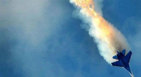 قوات التحالف الدولي بقيادة الولايات المتحدة تعترف باسقاط مقاتلة سورية كانت تنفذ عمليات قصف في الرقة