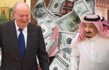 فضيحة تسلمه 100 مليون دولار من السعودية عمولة من السعودية … تدفع ملك اسبانيا لمغادرة البلاد