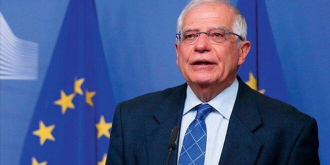 الممثل الأعلى للشؤون الخارجية والأمن بالاتحاد الأوروبي يؤكد : لولايات المتحدة لا تستطيع الشروع في عملية إعادة عقوبات الأمم المتحدة ضد إيران
