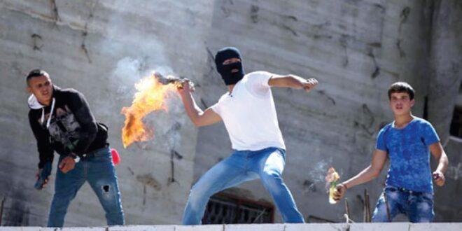 عشرات الإصابات بالرصاص والاختناق برصاص وقنابل الغاز لقوات الاحتلال الاسرائيلي في الضفة والداخل المحتل.