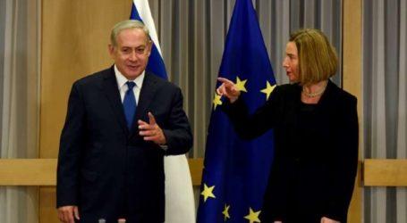 نتنياهو يفشل في اقناع الاتحاد الاوروبي نقل سفارات اعضائه الى القدس المحتلة