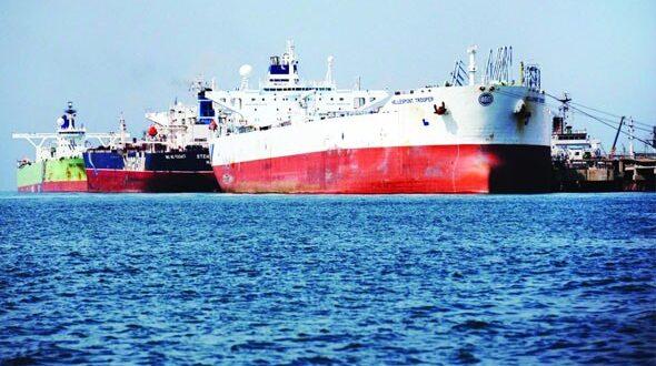 ناقلة نفط ايرانية تصل الساحل الفنزويلي لنقل النفط الخام الفنزويلي لمصلة شركة النفط الايرانية