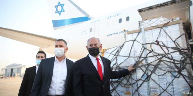 فضيحة  :  السلطة الفلسطينية تشتري من اسرائيل لقاحات فيروس كورونا قاربت على الانتهاء لتحقن بها الفلسطينيين ووزارة الصحة ترفض استلامها