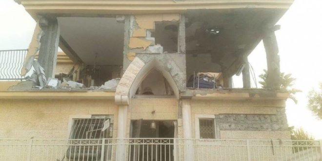 صاروخ يستهدف بئر سبع في اراضي فلسطين المحتلة والعدو يرد بغارات على قطاع غزة