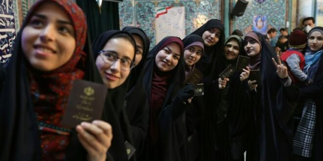 الخارجية الايرانية : العقوبات الامريكية على المؤسسة الانتخابية يعبر عن مدى انزعاج الادارة الامريكية من الديمقراطية والمشاركة الشعبية
