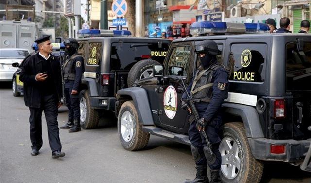 """مقتل شرطي واصابة 12 اخرين وثلاثة مارة في تفجير دراجة نارية مفخخة في """" طنطا """""""
