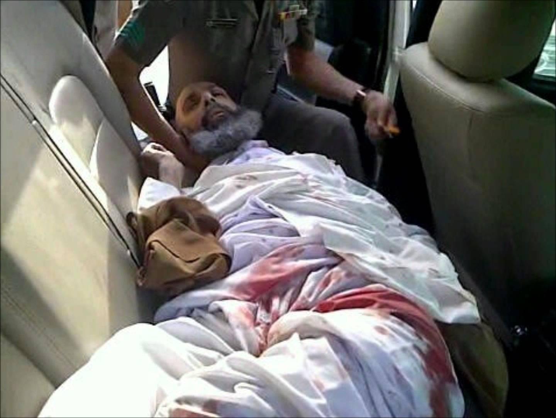 قوات خاصة لوزارة الداخلية السعودية تعتقل الزعيم الديني المعارض اية الله نمر النمر بعد اطلاق الرصاص عليه واصابته بجراح