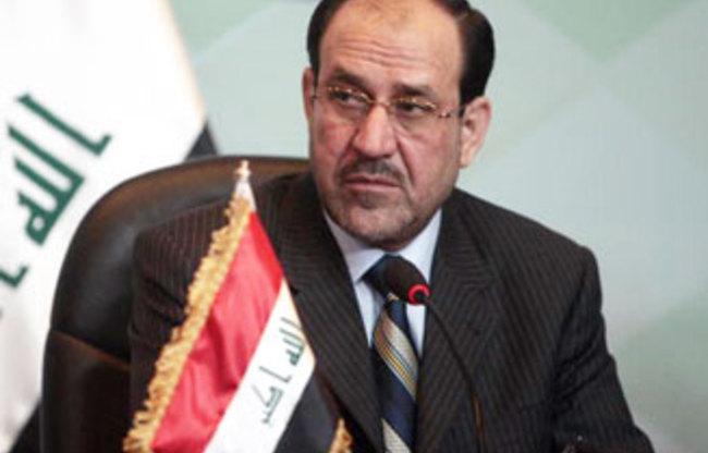 نوري المالكي : سلاح العشائر والحشد ليس سلاحا منفلتا والبعض يسعى إلى حصول اقتتال شيعي شيعي