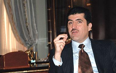 رئيس حكومة اقليم كردستان نيجرفان يدافع عن السعودية : لادلائل على رعايتها للارهاب في العراق!