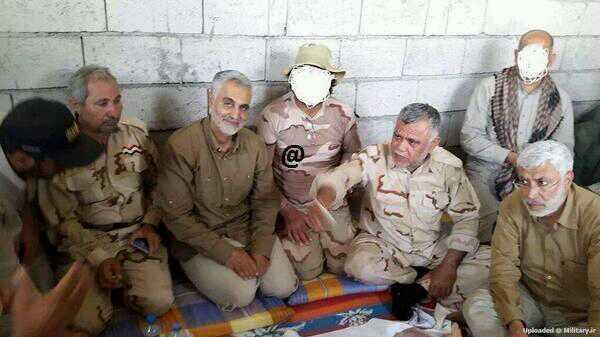 العامري رئيس منظمة بدر : لولا ايران وسليماني لكانت الحكومة العراقية في المنفى الان