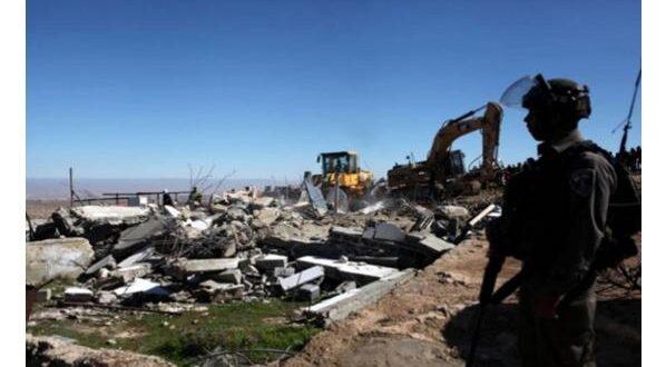 الامم المتحدة تطالب سلطات الاحتلال الاسرائيلي التوقف عن هدم منازل الفلسطينيين
