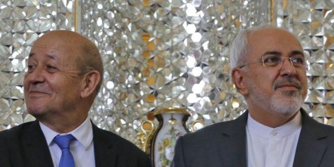 الخارجية الايرانية تهاجم تصريحات وزير الخارجية الفرنسي ضد ايران وتؤكد : لاتفاوض بشان قدراتنا الدفاعية