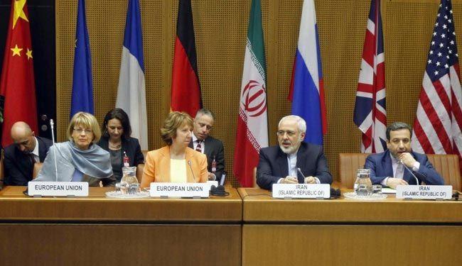 وزارة الخارجية الصينية : يجب ممارسة الضغط على اميركا للعودة الى الاتفاق النووي