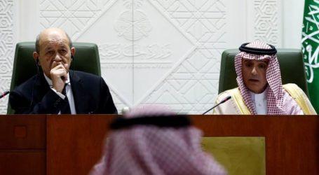 طهران تتهم فرنسا بتاجيج التوترات في الشرق الاوسط والانحياز لمواقف اعدائها
