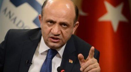 وزير الدفاع التركي :  لا يشك احد أننا سنتخذ كل ما يلزم من خطوات وقرارات لوقف تنامي عوامل الخطر العمل لانفصال كردستان