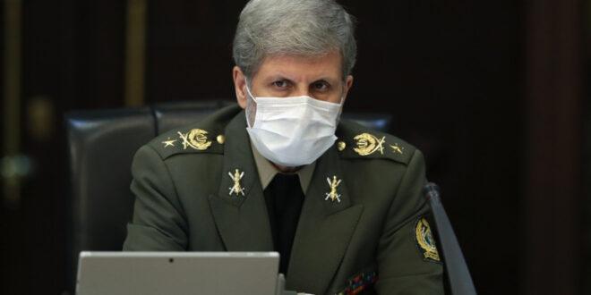 وزير الدفاع الايراني في لجنة الامن القومي في مجلس الشورى الاسلامي : سنرد بشكل ساحق على أدنى خطأ في حسابات الاعداء