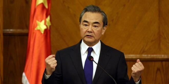 وزير الخارجية الصيني: بكين وواشنطن على حافة حرب باردة