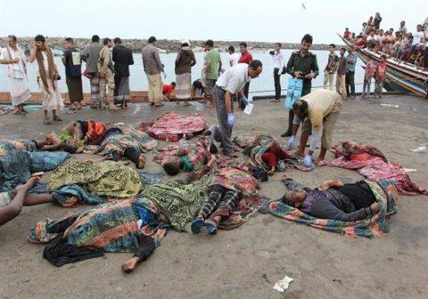 يمن قتلى لاجئون صوماليون ٢