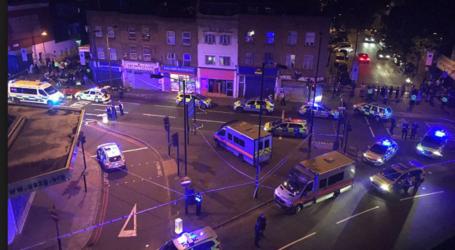 مواطن بريطاني معاد للاجانب والمسلمين يدهس عددا من المصلين في لندن
