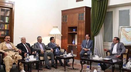 المجلس الاعلى للامن القومي الايراني يحذر من مغبة ان يؤدي الاستفتاء الى الحاق الضرر بالاكراد وعزل الاقليم