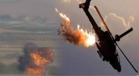 الامارات تعترف بسقوط مروحية لها ومقتل 4 عسكريين إماراتيين من قوات النخبة في اليمن