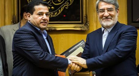 وزير الداخلية الاعرجي يكشف عن طلب سعودي من العراق للتوسط مع ايران لتخفيض التوتر في علاقاتهما