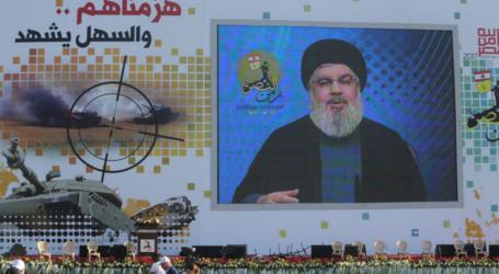 السيد نصر الله : الادارة الامريكية لن تستطيع ان تنال من عزم وارداة حزب الله وجربت معنا الكثير من العقوبات
