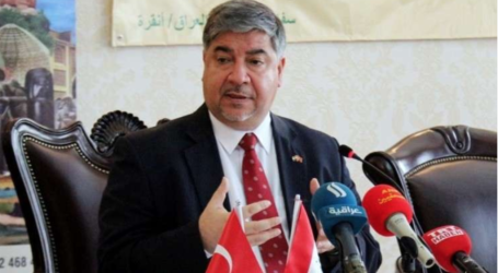 السفير العراقي في انقرة : بغداد قد تستخدم القوة لادراة معبر الخابور بين البلدين اذا تطلب الامر