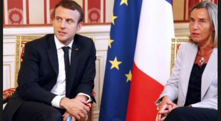فرنسا والاتحاد الاوروبي يسارعان الى التاكيد بالتزامهما ودفاعهما عن الاتفاق النووي ردا علي