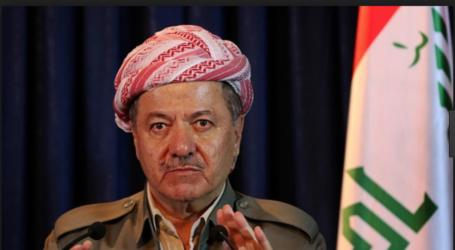 مصادر كردية : البرزاني يستعد للاستقالة والخيار المر الذي ينتظره هو الاقالة اذا تاخر في اعلان التنحي