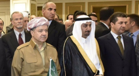 موقع اخباري بريطاني يكشف عن دعم سري قدمته الامارات والسعودية انفصال اقليم كردستان العراق