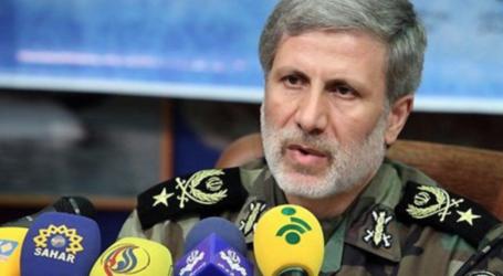 وزير الدفاع الايراني : الملف النووي والقدرات الدفاعية مجرد ذريعة يتوسل بها الاعداء لفرض مزيد من الضغوط على الجمهورية الاسلامية