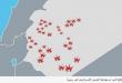 وزارة الدفاع الروسية : الدفاعات السورية اسقطت اكثر من نصف الصواريخ الاسرائيلية