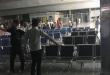 اعلان حظر التجوال في محافظة النجف الاشرف بعد احتجاجات وتظاهرات واقتحام المطار