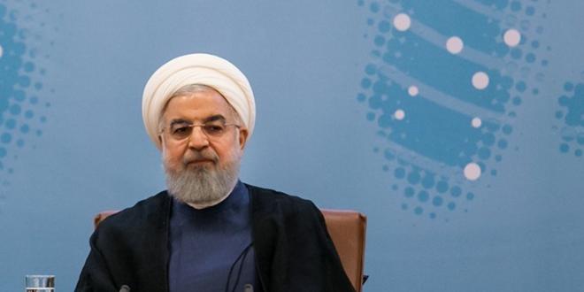الرئيس روحاني يوجه اقوى تحذير للرئيس ترامب : لاتلعب بالنار لانك ستندم وستهزم الولايات المتحدة في مواجهة ايران