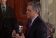 فيديو : الرئيس الامريكي ترامب يهاجم مراسل محطة سي ان ان ويصفه بالفظ والقبيح