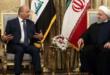 الرئيس برهم صالح في طهران : العراق لن ينسى دعم ايران له في محاربة الارهاب