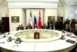 قمة سوتشي تنهي اعمالها بالاتفاق على ضرورة محاربة الارهاب في سوريا وانسحاب القوات الامريكية منها
