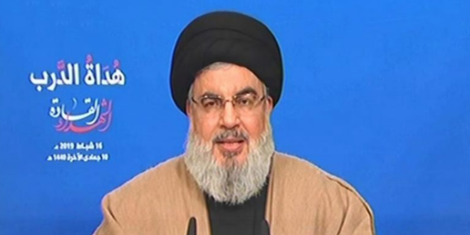 السيد نصر الله : قدرات المقاومة في خط تصاعدي وداعش والتحالف السعودي الاماراتي ادوات في المشروع الامريكي الاسرائيلي
