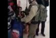 قوات الاحتلال الاسرائيلي تعتقل طفلا فلسطينيا عمره 7 سنوات شقيق البطل الشهيد عمر ابو ليلى