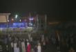 اطلاق النار على المتظاهرين امام قيادة الجيش في الخرطوم ومقتل متظاهر وجرح العشرات