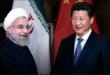 الرئيس الصيني في لقائه مع الرئيس روحاني : نؤيد الاتفاق النووي وسنطور علاقاتنا مع ايران بشكل مطرد