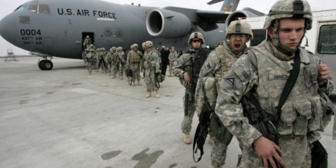 """الجيش الامريكي يكشف : ارسال الجنود الامريكيين للسعودية هدفه التحضير لعمليات لتامين الملاحة في الخليج باسم """" غارديان """""""