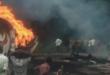 """مصرع 60 شخصا وإصابة 70 آخرين جراء انفجار صهريج للوقود في """" مدينة مسامفو """"  في تنزانيا"""